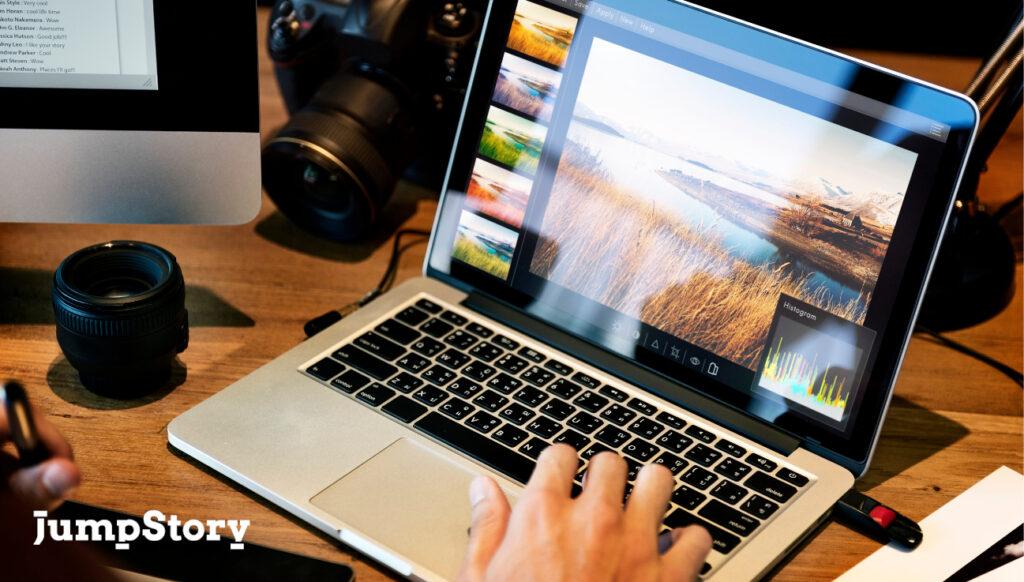 Billedoptimering er altafgørende for content til markedsføring