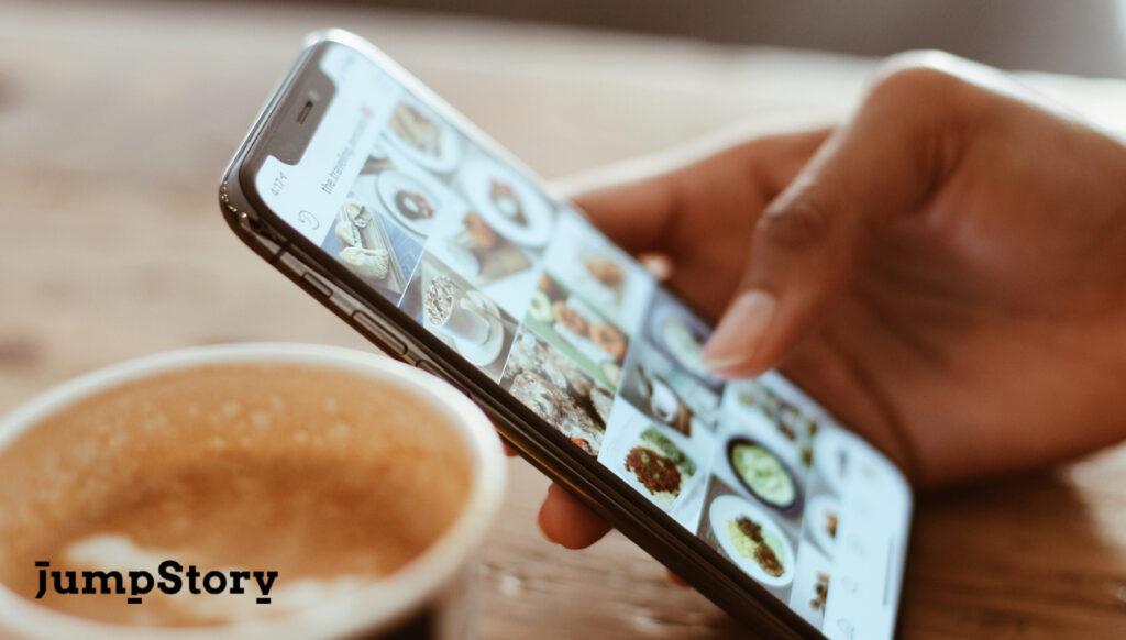Sådan får du engagement på billeder på sociale medier